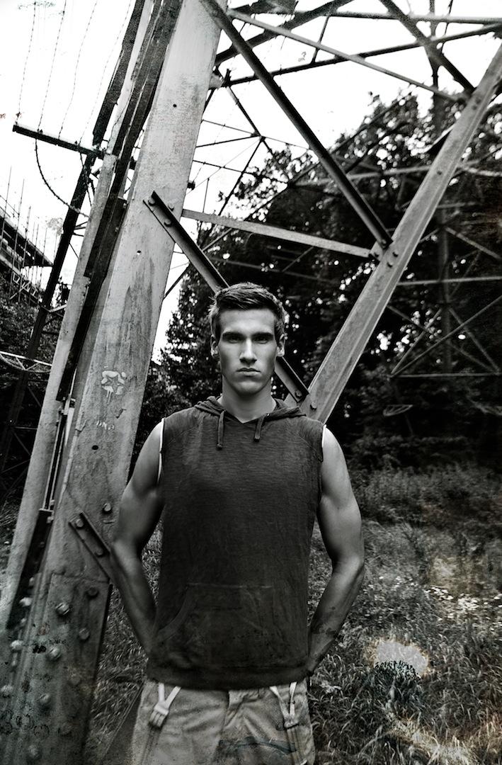 Male model photo shoot of Marc Nelissen by YNAD JAVIER PHOTOGRAPHY in London