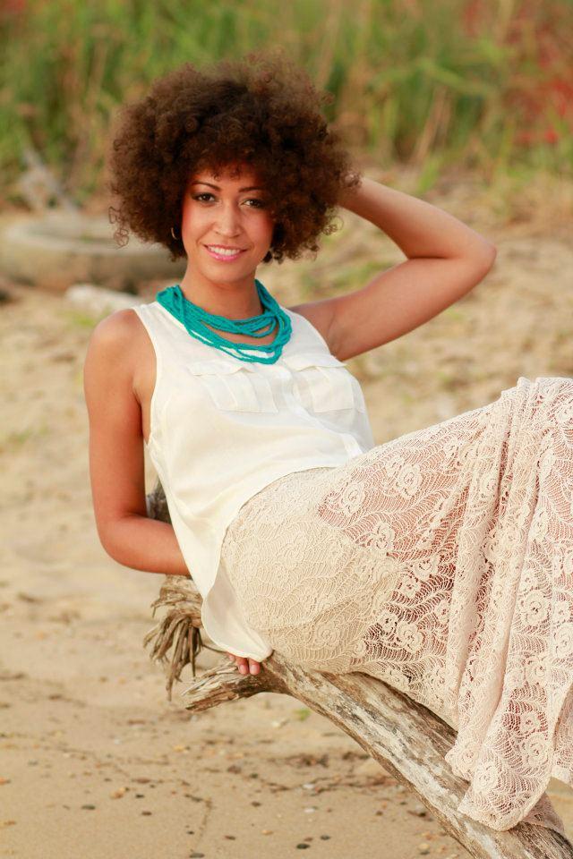 Female model photo shoot of Sydney Maria