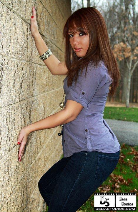 Gabby Garcia Model Fords New Jersey Us