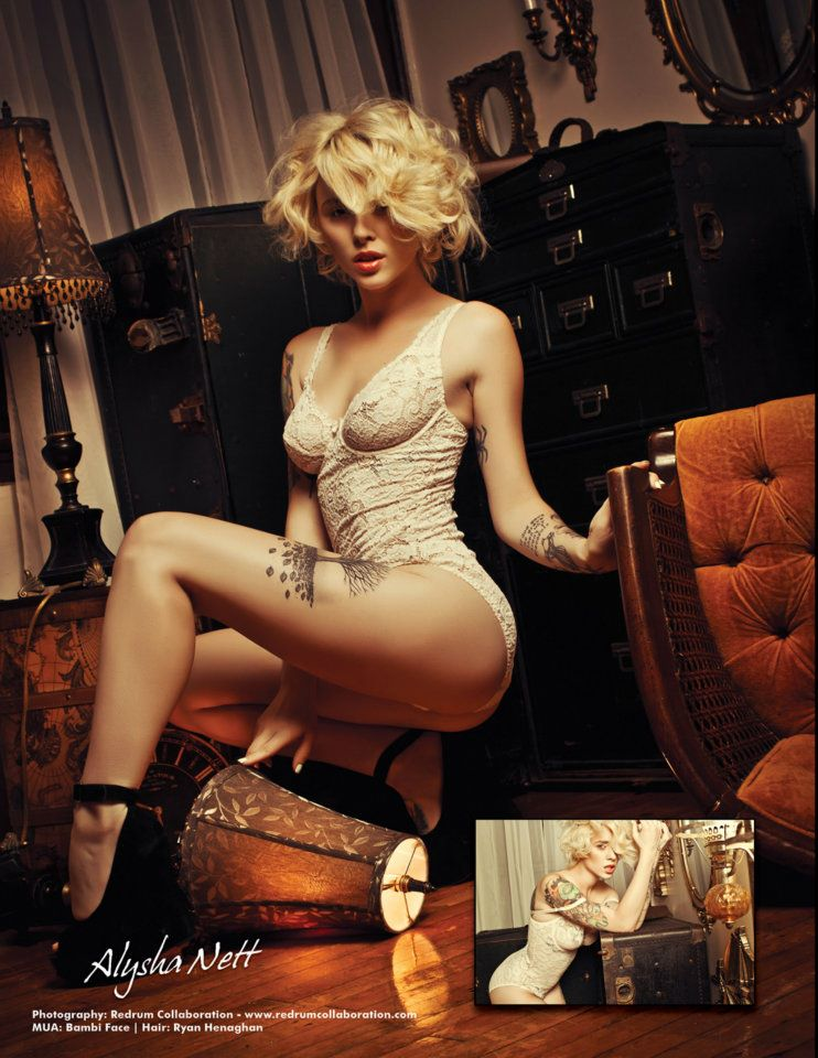 Aug 25, 2012 Retro Lovely – Taboo Edition #4