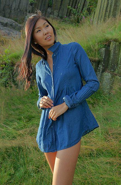 Female model photo shoot of Saaraan in Czech Republic location