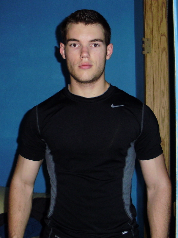 Male model photo shoot of ScottLawes in Home