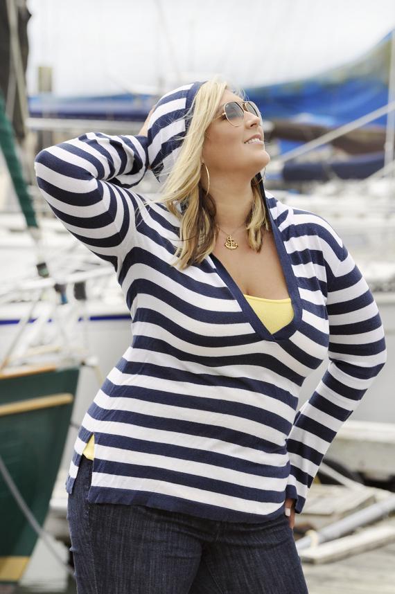 Female model photo shoot of Plus Model Sumer Noelle