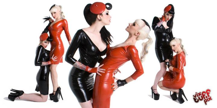 Aug 29, 2012 Vix Tuff Pix RUBBER
