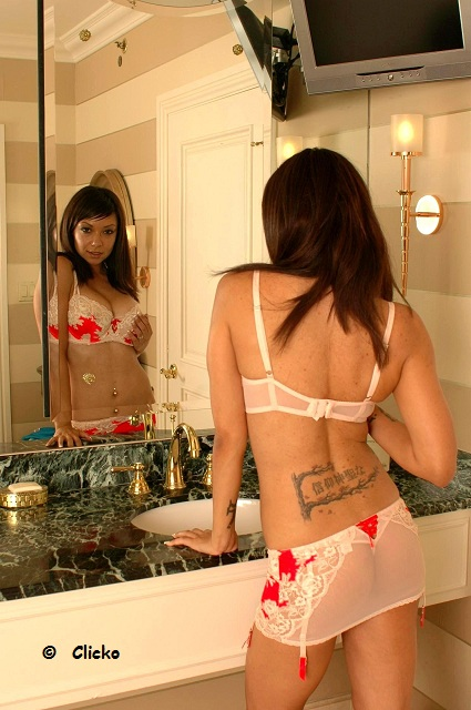 Las Vegas Aug 29, 2012 clicko Mirror, mirror