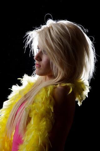 Female model photo shoot of Sara Cooper