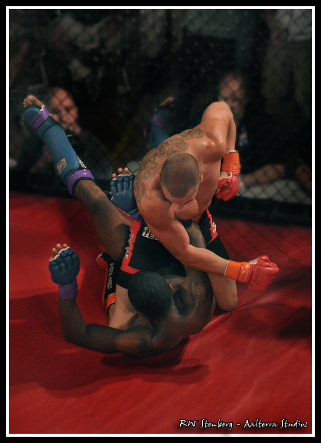 Maryland Aug 31, 2012 RW Stenberg - Aalterra Studios MMA Striker