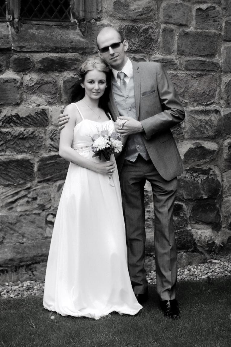 Derby Aug 31, 2012 © Mark Whyatt Photography Colourless Classy Couple