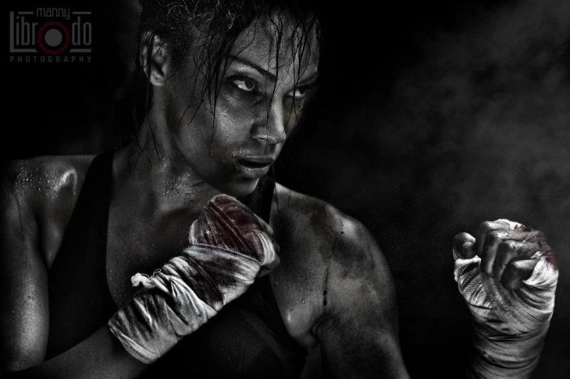 Aug 31, 2012 Manny Librodo - www.pbase.com/manny_librodo Sabrina Martinez - Boxing HUMA: Barbara Bennett