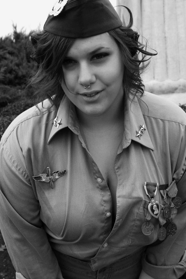 Lauren Waugh, Model, Tulsa, Oklahoma, US