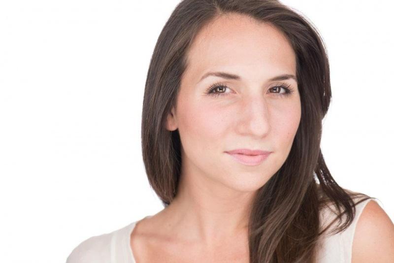 Female model photo shoot of Jillian Giacchi by JW Headshots