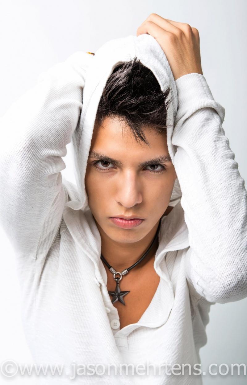 Male model photo shoot of Steven Polania by Jason Mehrtens Photo in Los Angeles, California. U.S.A