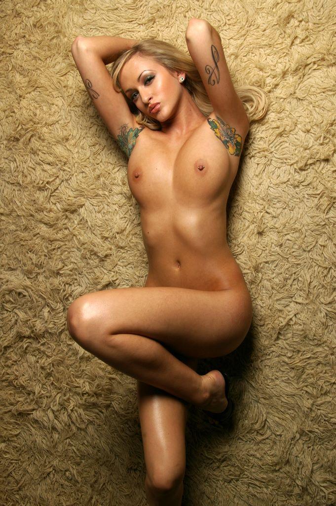 Alyssa barbara naked