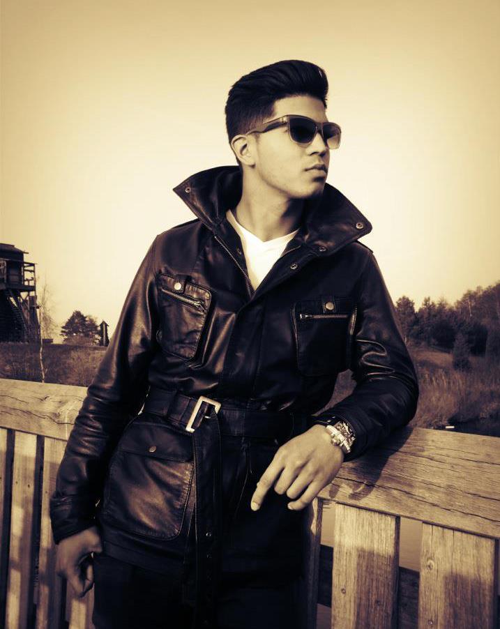 Male model photo shoot of Daniel deVera in Germany