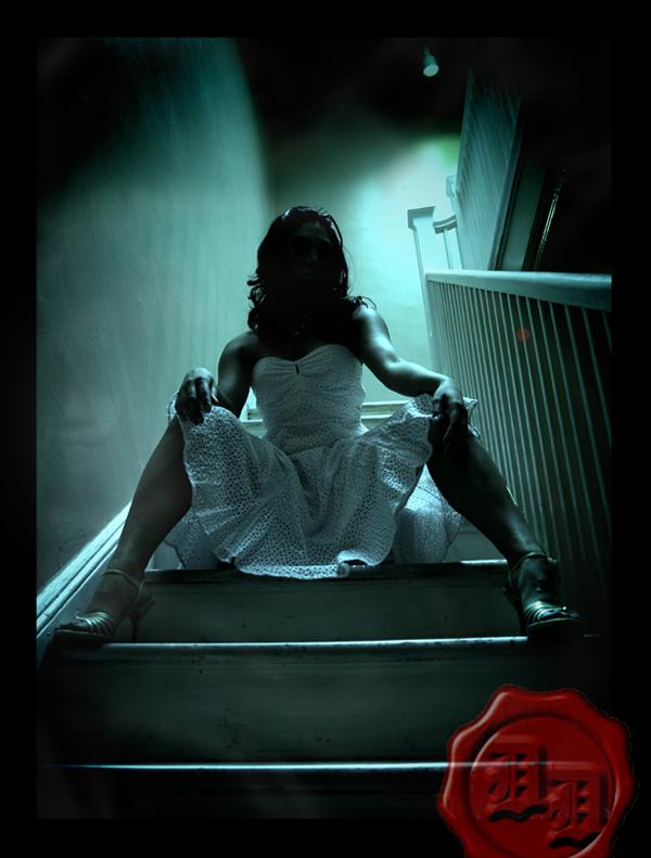 Male model photo shoot of Devils Door