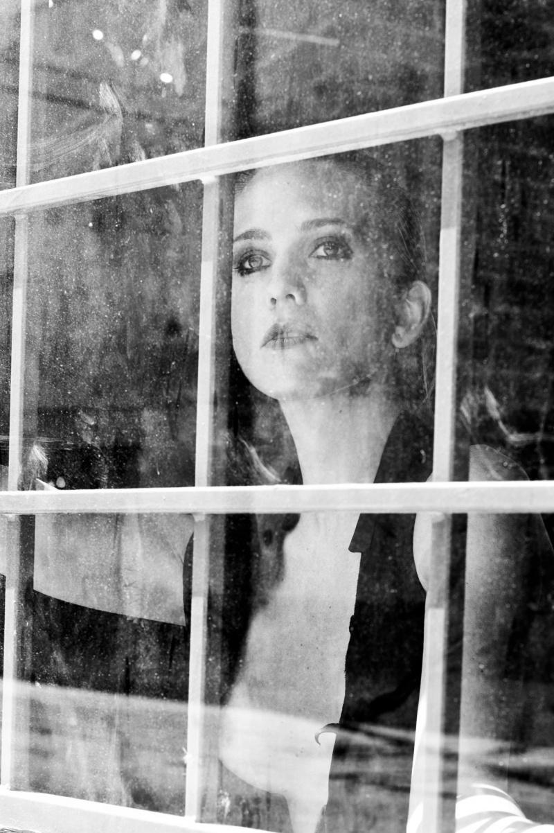 Female model photo shoot of Molly Halfacre