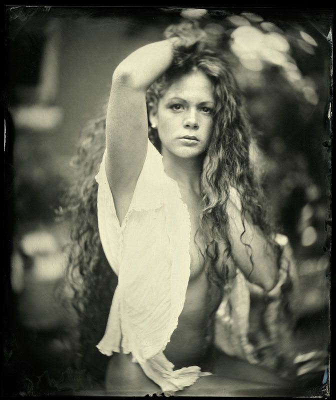 Denver Colorado/The Sinks Garden Sep 04, 2012 Mark Sink wetplate