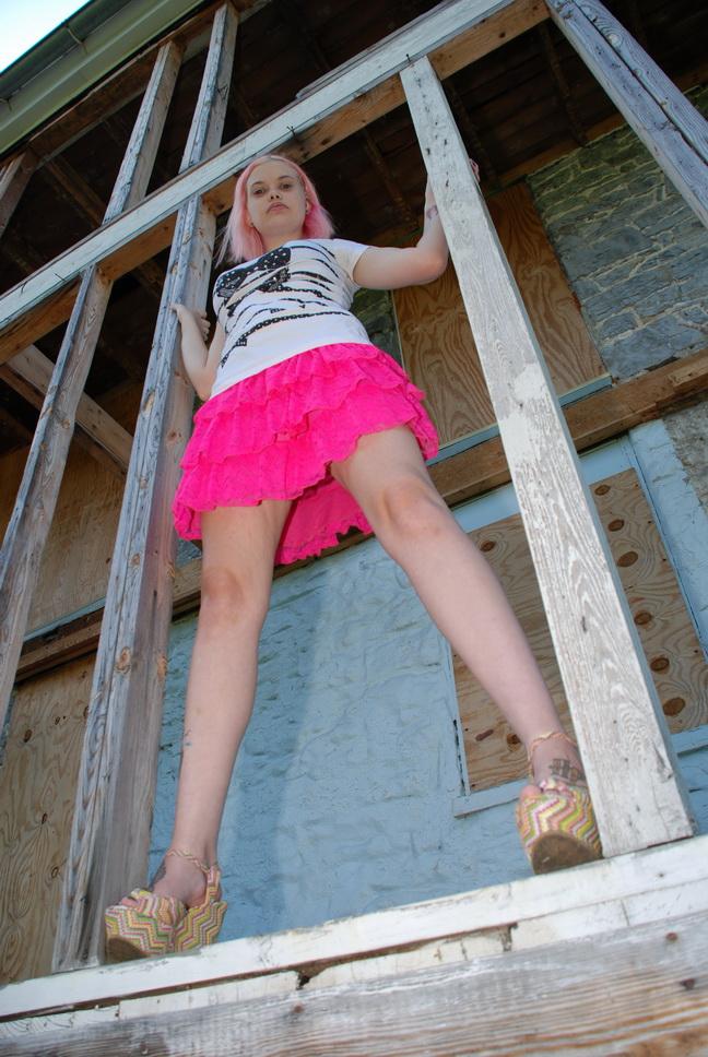 Female model photo shoot of Kristin Foster by PhotoDynamics