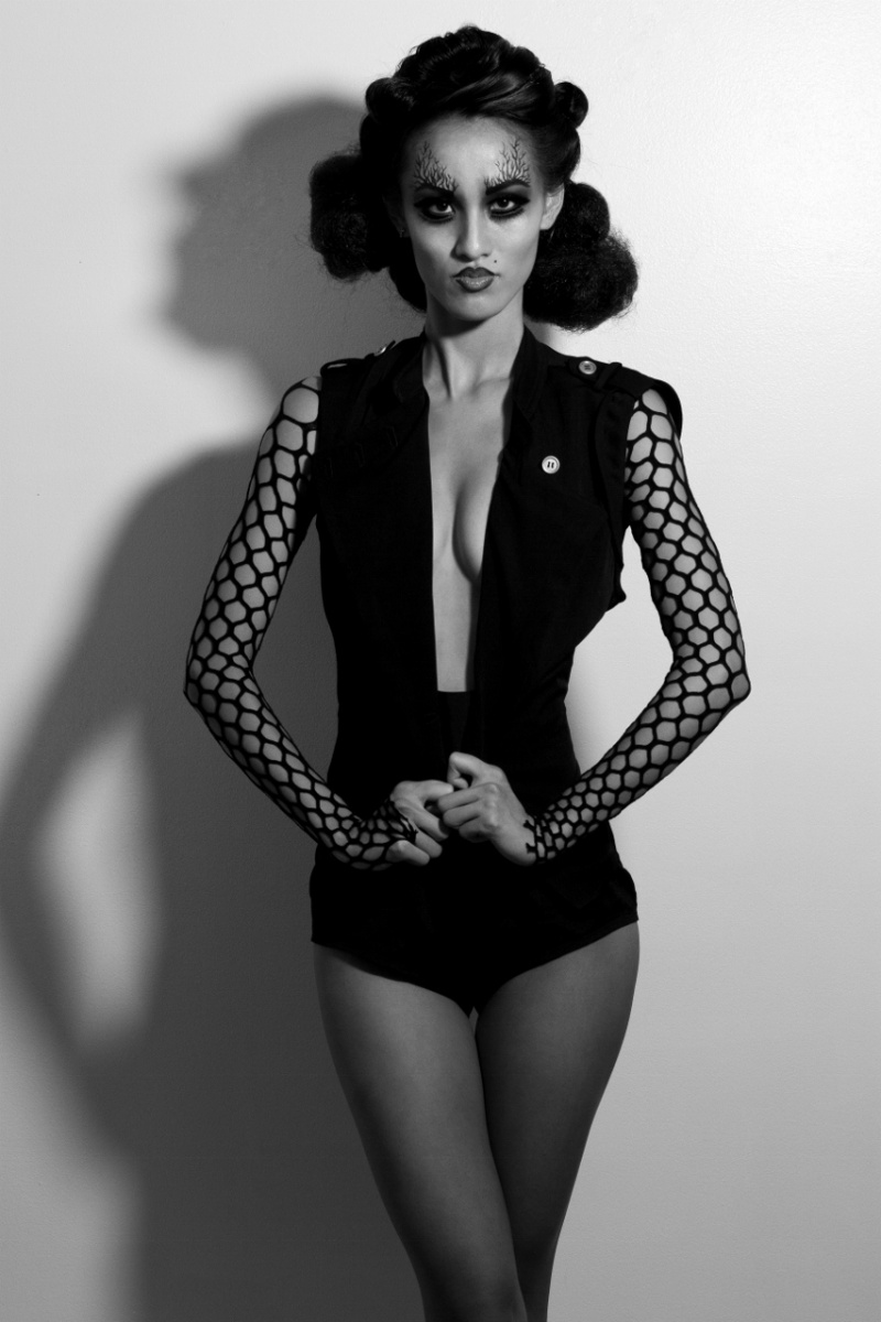 Lee Mariee, Model, BRONX, New York, US