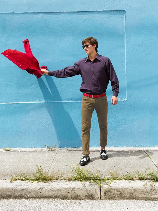 Male model photo shoot of Lawrence Joseph