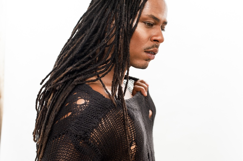 Male model photo shoot of Chuck C Harris by N Maxwell Lander in Toronto ON