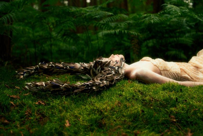 Male model photo shoot of Shaun McGrath in blackheath forest england