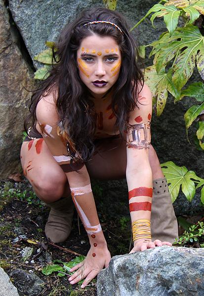 Sep 06, 2012 Body Paint by Artist Laure Nolte http://victoriaemergingart.com/Laure_Nolte.html