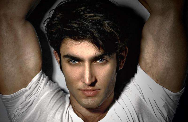 Male model photo shoot of Nawab Faizi