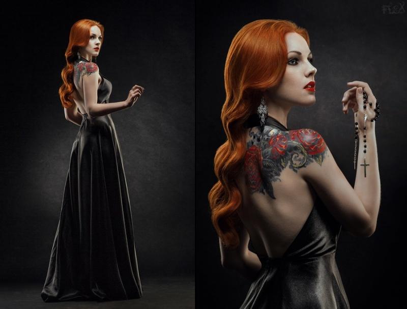 Sep 06, 2012 Gothic Rose