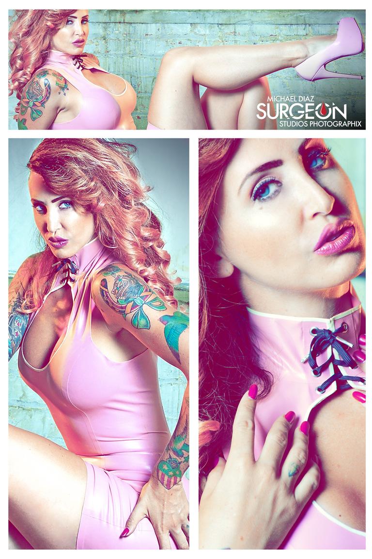 Los Angeles Sep 06, 2012 surgeonstudios Dangerous in Pink !