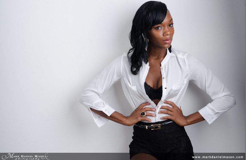 Female model photo shoot of RavishingBrown by Mark Mason Photography in Morrow, Ga