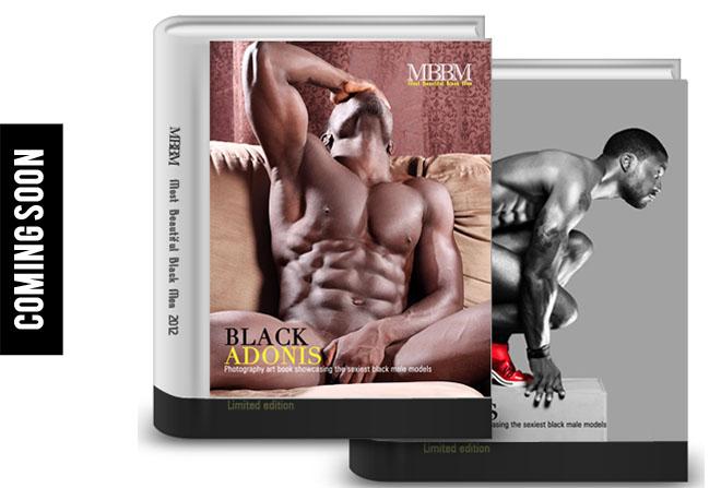 men sexy models black