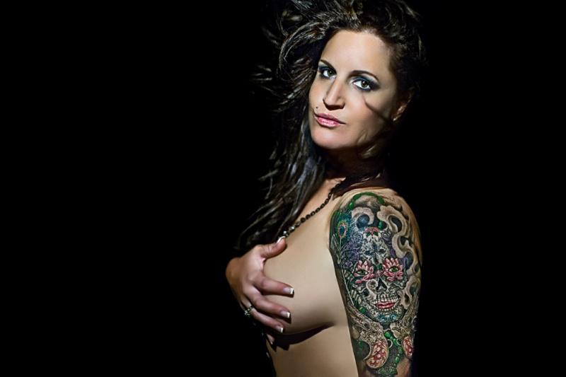 Female model photo shoot of JaydenJohnson
