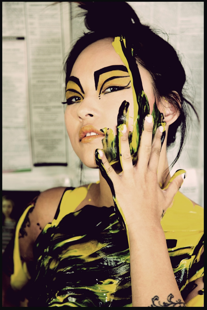 Sep 09, 2012 Captured Creations, MakeupByTahnii Shoot#1