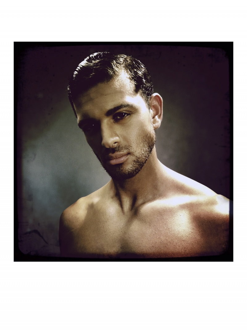 Male model photo shoot of rafael justo