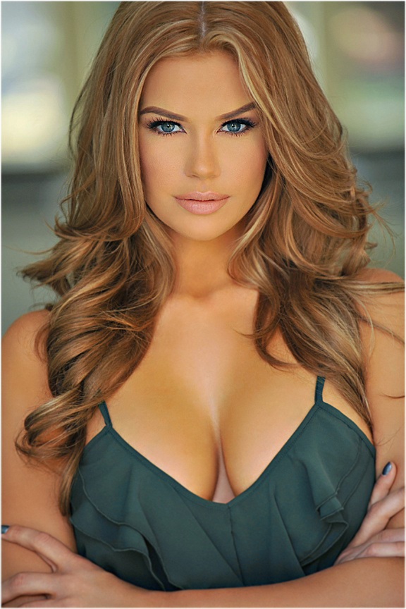 Sep 10, 2012 Jessa Hinton, Playboys Miss July 2011