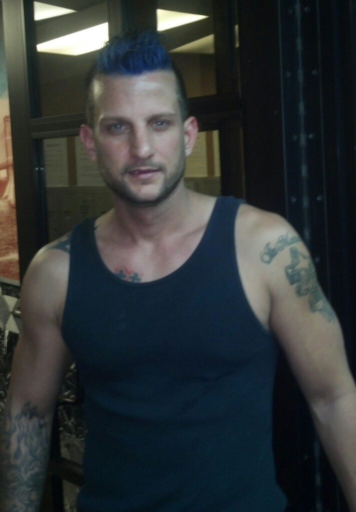 Male model photo shoot of Bradley Copper