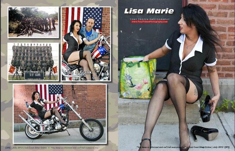 Female model photo shoot of Lisa Marie 1977 in Brooklyn NY