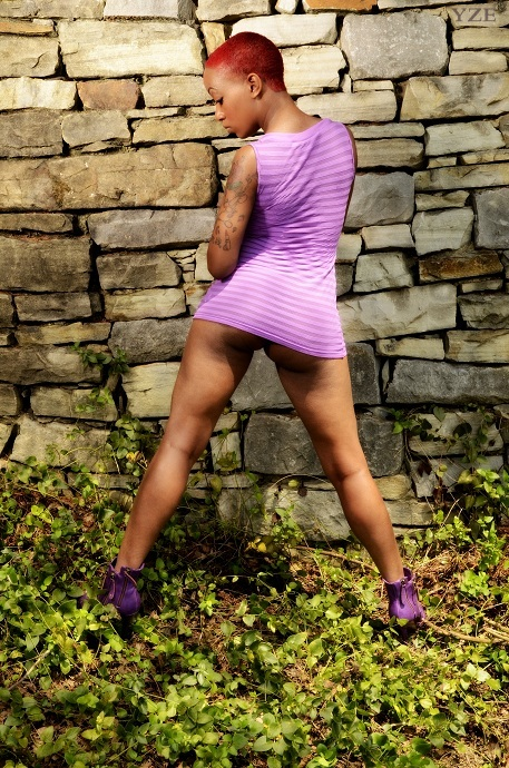 Male and Female model photo shoot of YZE Photography and Maryiielle Jane in Bama