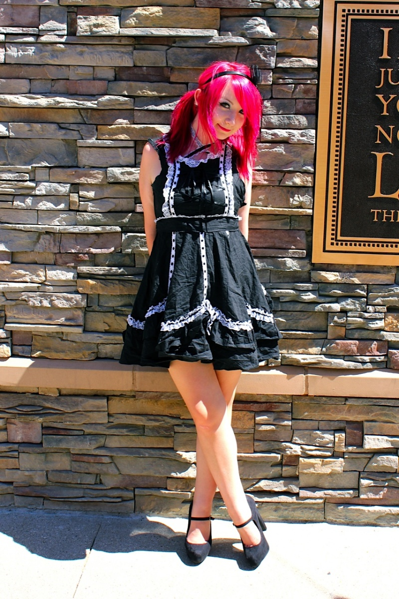 Sep 11, 2012 My lolita/cosplay dress!