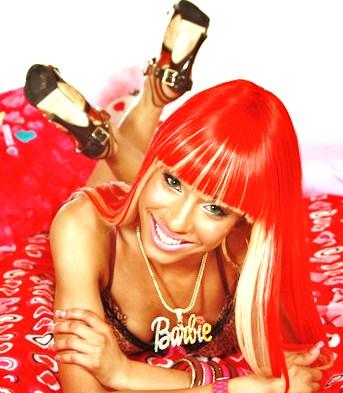 Female model photo shoot of RedHead Barbie
