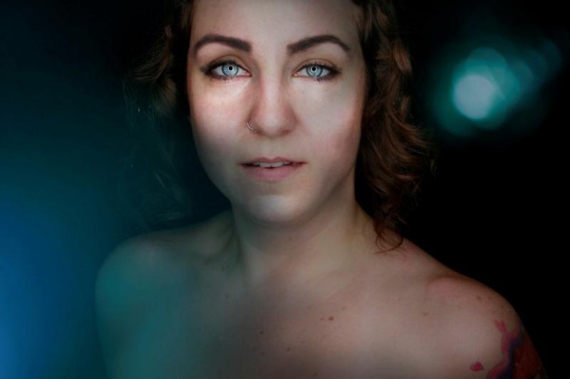 Female model photo shoot of J Leigh M