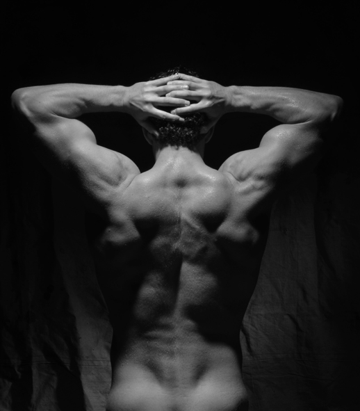 Male model photo shoot of Richard Battye