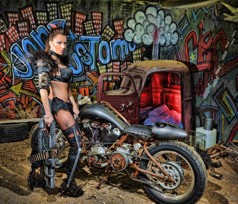 Sep 18, 2012 BodyPhotage Bike Builder: Jonz Customs