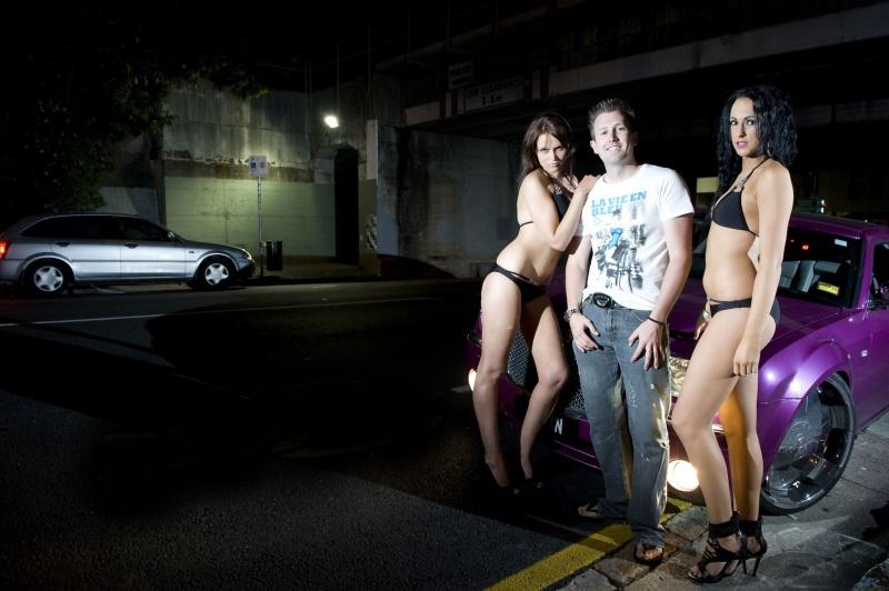 Male model photo shoot of BennyWilliamson