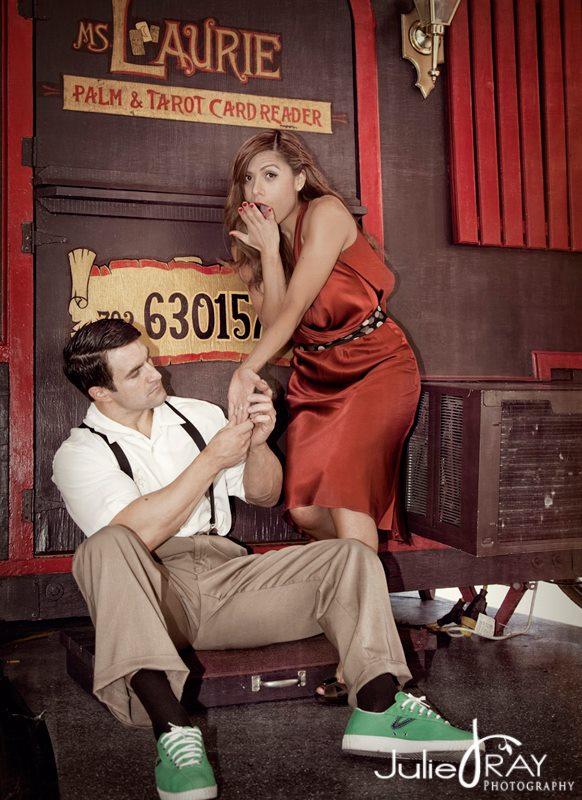 Fremont Street, Las Vegas Sep 21, 2012 Julie Ray Photography Reading Shezanas Palm!