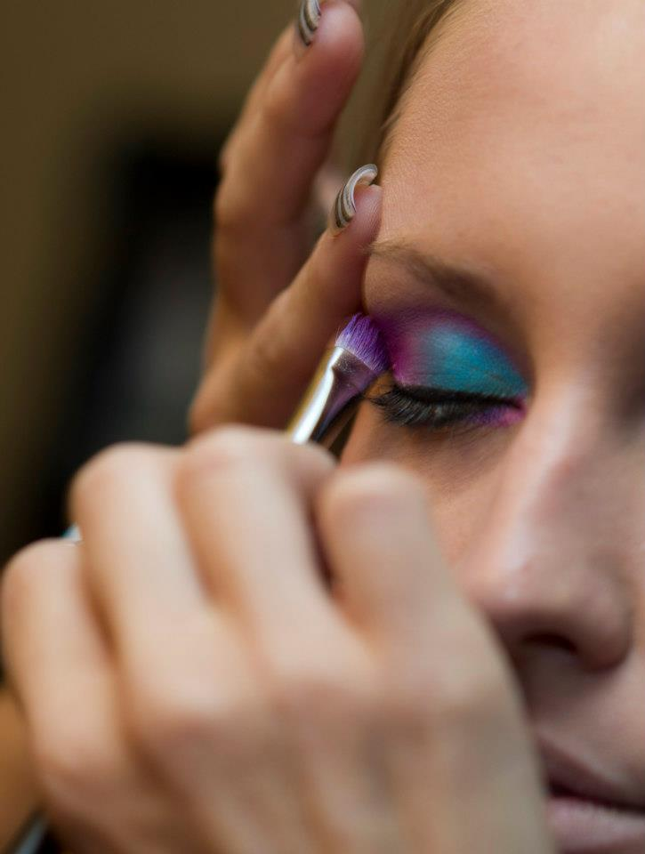 Female model photo shoot of AZ Makeup Fanatic