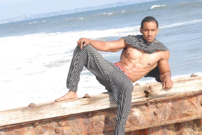 Male model photo shoot of Joey Toliver by Steven Williams PR in Santa Monica, CA