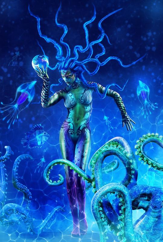 Kiev Sep 23, 2012 Lashmaker Octopus