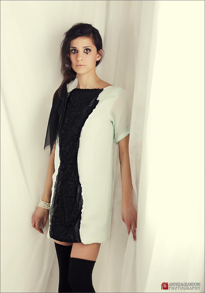 Female model photo shoot of Cameron Gray Coppini